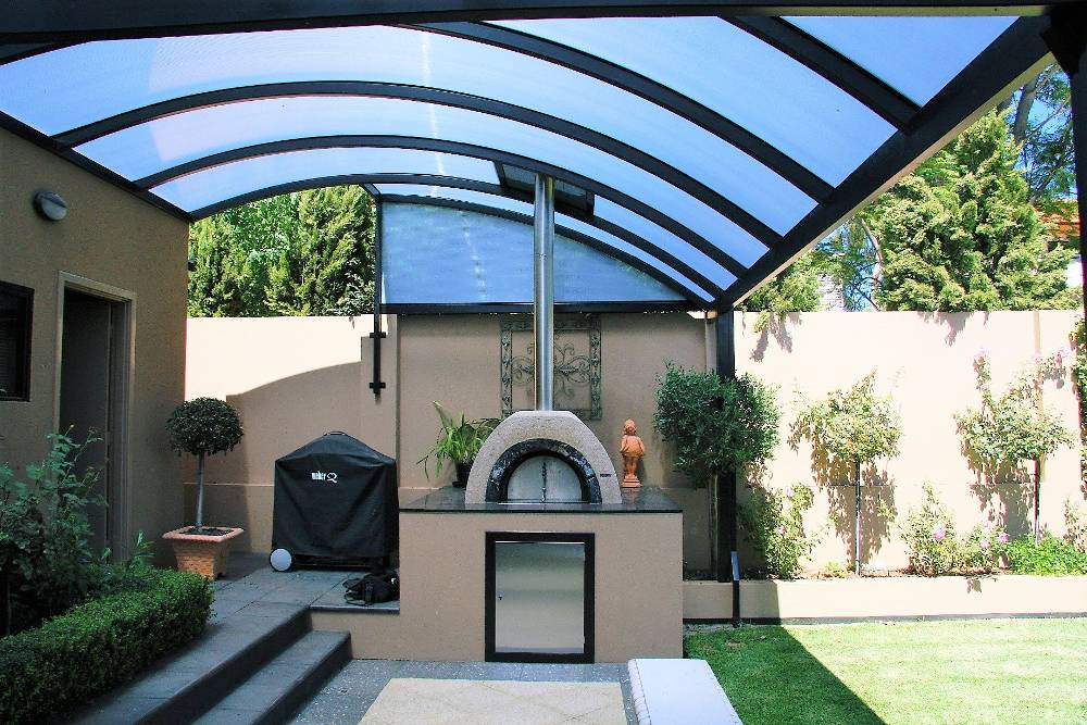 Curved Dome Patio - 3